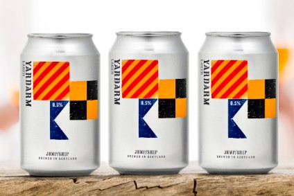 Jump Ship Brewing's 0.5%-abv Yardarm Beer - Product Launch