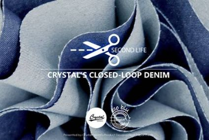 Crystal develops denim from cutting room scraps