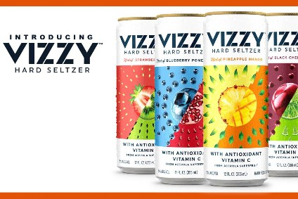 Molson Coors lines up Vizzy hard seltzer for 2020 launch