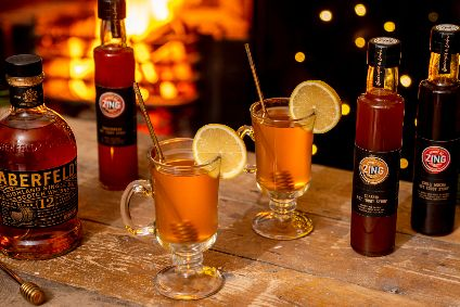 Bacardi pushes Aberfeldy with Hot Toddy syrups line