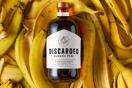 William Grant & Sons' Discarded Banana Peel Rum - Product Launch