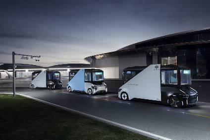 A glimpse of the future smart city?