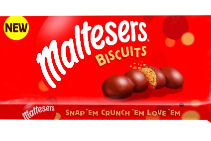 New products - Mars links up with Burtons to take Maltesers brand into biscuits; Nomad Foods launches Green Cuisine range in Germany; Tofurky rolls out plant-based burger