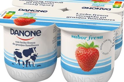 Danone rolls out Nutri-Score in new market