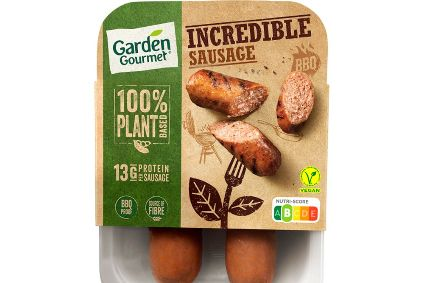 New products - Nestles plant-based sausages hit Europe, US; Turkey giant Butterball moves into meat snacks; Danone debuts simple ingredient yogurts; Hersheys Krave in new segment