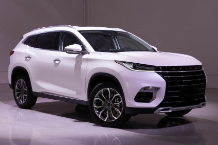 Vantas luxury SUV will be based on Cherys Exeed (yes, thats how they spell it)