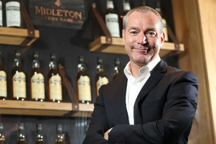 Irish Distillers global marketing director Brendan Buckley
