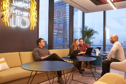 "Diageo said its new New York HQ is a switch ""not just in where we work, but how we work"""