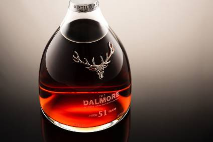 Whyte & Mackay's The Dalmore 51 Year Old single malt - Product Launch