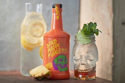 Halewood Wines & Spirits' Dead Man's Fingers Pineapple Rum - Product Launch