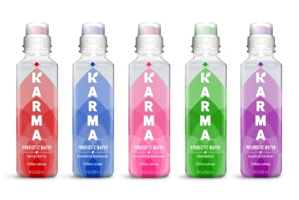 Constellation Brands gets behind incubator project Karma Wellness Water