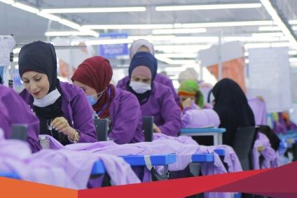 Jordan's garment sector exports have contracted by some 25% this year