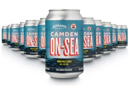CEO Andy Wood said the Adnams Camden-by-Sea beer brand keeps selling out
