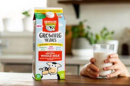 Danone-owned Horizon Organic makes