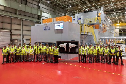 Only last week, Nissan unveiled a new GBP52m extra large (XL) press line at Sunderland as it prepared to start production of the redesigned Qashqai