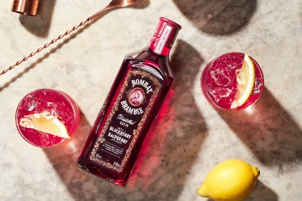 Bacardi takes Bombay Sapphire Bramble to the US