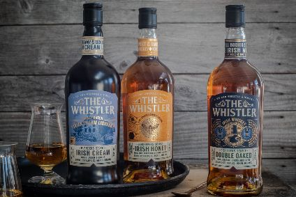 The Whistler Irish whiskey portfolio heads to US through Prestige Beverage Group - Irish Whiskey in the US data