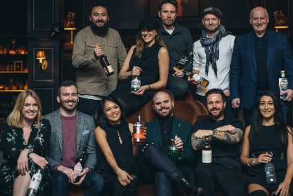 Diageos UK brand ambassadors will take to social media to give advice on making cocktails at home