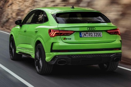 Why The 400 Ps Audi Rs Q3 Sportback Matters Automotive Industry Analysis Just Auto