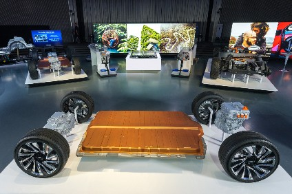 GM revealed its EV platform and Ultium batteries at the beginning of March