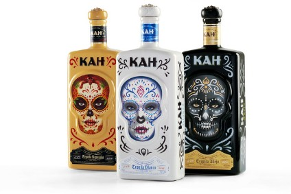 US return for KAH sees Amber Beverage Group select importer -  Tequila in the US data