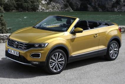 T Roc Cabrio Has Volkswagen Created A Segment Automotive Industry Interview Just Auto
