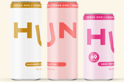 HUNWines' HUN canned wine  - Product Launch