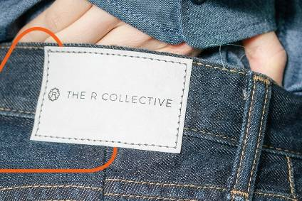Industry heavyweights partner on traceable, upcycled denim range