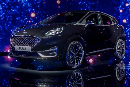 All Pumas, including this new ST-Line Vignale, are front-drive only and 4.2 m long