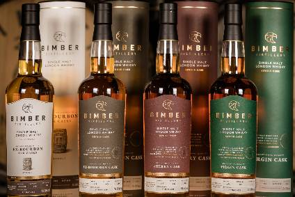 Bimber Distillery's seven single malt whiskies - Product Launch