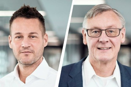 Andreas Gorbach (left) and Christian Mohrdieck are the managing directors of the new company