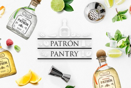 Bacardis Patron Pantry will make it easier for consumers to find ingredients to make Tequila cocktails