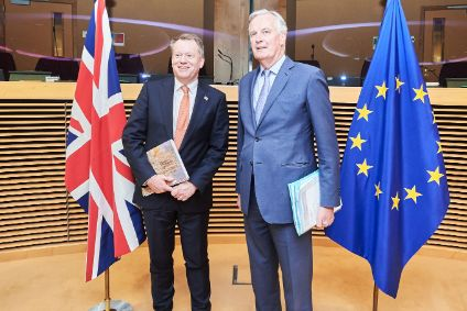 The Frost and Barnier Show. Will there be a last-minute UK-EU  agreement?