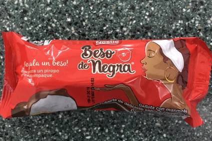 Nestle to re-brand racially-insensitive Beso de Negra in Colombia