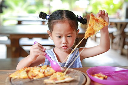 Pizza to childrens snacks – the fuel for cheese sales in China