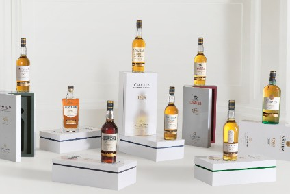 Diageo's Prima & Ultima vintage single malt Scotch whisky range - Product Launch