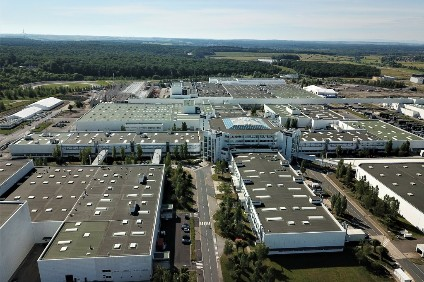 Ineos says the COVID-19 pandemic has created new opportunities - such as Daimlers decision to sell its Hambach facility (pictured)