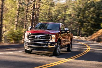 Fords Chihuahua engine plant is operating at just 50% capacity due to the coronavirus with Ford Super Duty truck production at Kentucky in line to be impacted.
