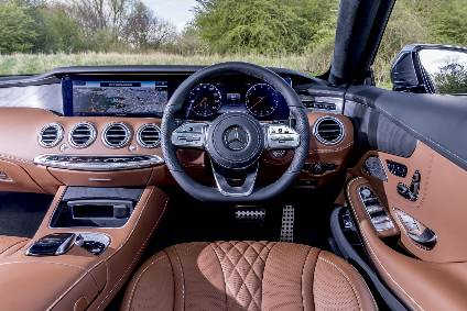 Debuted on the S-Class, Mercedes-Benz's Energising Comfort Control system links various functions in the cockpit to help boost driver and occupant comfort or even lift their mood. What is not to like?