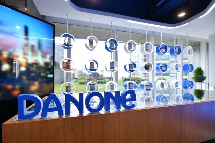 Earlier this month, Danone announced fresh investment in China