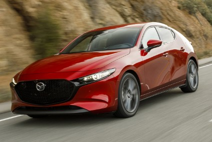 Turbo 2.5-litre engine is new for 2021 Mazda3