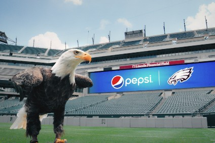 PepsiCo prepared for NFL shutdown with replacement Pepsi food-themed campaign