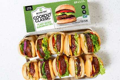 Beyond Meats Cookout Classic part of strategy to close price gap with meat
