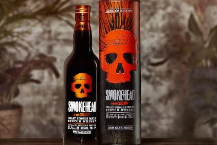Smokehead Rum Rebel is rolling out in time for National Rum Day