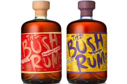 Burlington Drinks' Bush Rum range - Product Launch - Rum in the UK data