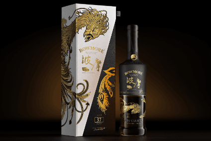 Beam Suntory's Bowmore 37-Year-Old Fenghuang Edition - Product Launch - Scotch whisky in China data