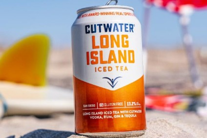 Cutwater Spirits Long Island Iced Tea is available nation-wide in the US off-premise