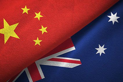 Food feels impact of China-Australia tensions