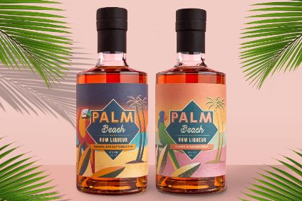 Intercontinental Brands' Palm Beach rum liqueurs - Product Launch - Rum in the UK data