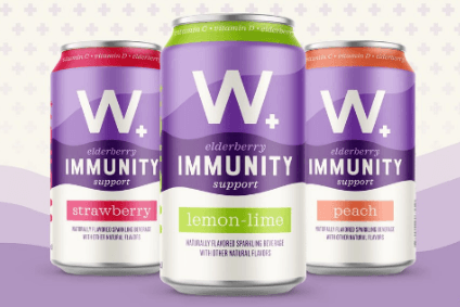 Sparkling Immunity is available in three flavours and across 25 states